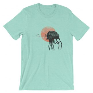 Silt strider shirt mint